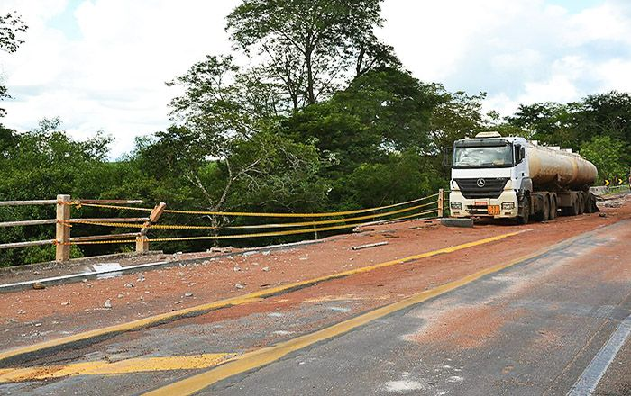 FIM DOS PROBLEMAS DER abre licitação de R$ 14 milhões para nova ponte sobre o Aguapeí - 018news